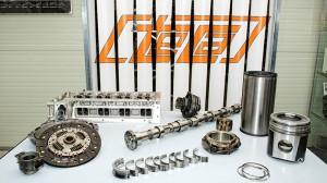 Parti di ricambio motori diesel
