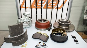 Brake discs, drums, pads, linings